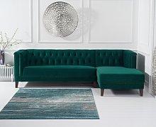 Corner Sofa Willa Arlo Interiors Orientation: