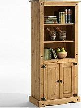 Corona Pine Shelves and Cabinet Living Dining Room