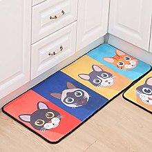 Corridor Carpets Long,Non Slip Area Rugs Color