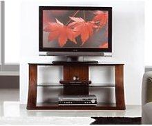 Corsair 85cm Walnut TV Stand