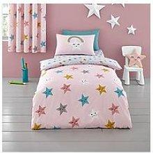 Cosatto Happy Stars Duvet Cover Set - Toddler