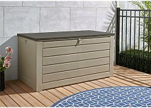 COSCO Outdoor Extra Large Deck Storage Garden Box