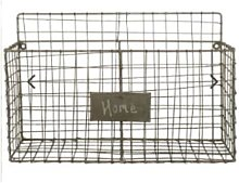 Cositas - Wire Wall Basket