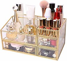 Cosmetic Display Stand Box Dressing Table Desktop
