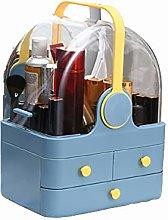 Cosmetic Storage Box Desktop Dustproof Household