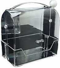 Cosmetic Storage Box Dustproof Household Makeup