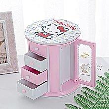 Cosmetic Storage Box, Girl Jewelry Storage Box