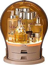 Cosmetic Storage Box, Transparent Cosmetic Display