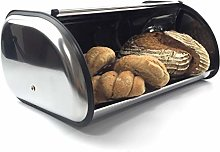 Cosmo Home Stainless Steel Bread Bin–Bread