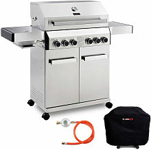 Cosmogrill ™ - CosmoGrill Barbecue 4+2 Platinum
