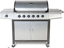 Cosmogrill ™ - CosmoGrill barbecue 6+1 Pro Gas