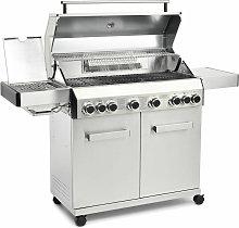 Cosmogrill ™ - CosmoGrill Barbecue 6+2 Platinum