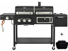 CosmoGrill Outdoor Barbecue DUO Gas Grill +