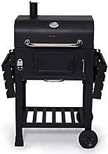 CosmoGrill Outdoor XL Smoker Barbecue Charcoal