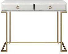 Cosmoliving By Cosmopolitan Camila Writing Desk -