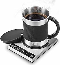 COSORI Coffee Mug Warmer & Mug Set,Electric 24Watt
