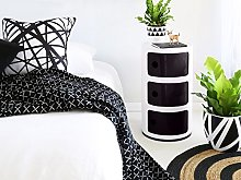 Costello® 3 TIER DRAWER BEDSIDE UNIT TABLE