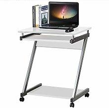 Costoffs 60.2 x 48 x 74 cm Mobile Computer Desk