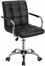 Costoffs Desk Chair Height Adjustable Office Chair