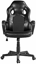 Costoffs Faux Leather Office Chair, Adjustable and