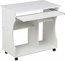 Costoffs Wood Computer Office Desk with