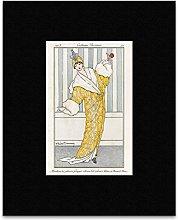 Costumes Parisiens - Print By H. Robert Dammy Mini