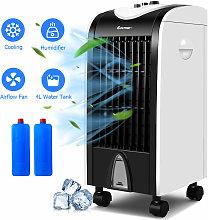 Costway - 3-in-1 Evaporative Air Cooler Portable