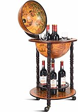 COSTWAY 330MM/360MM Globe Drink Cabinet Bar Wine