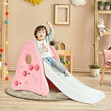 Costway - Kids Freestanding Slide Toddler