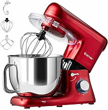 COSTWAY Stand Mixer, 1400W Food Mixers with 7L