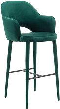 Cosy Bar chair - / Velvet - H 75 cm by Pols Potten