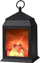 Cosy Flame Lamp,Fireplace Light LED Simulation