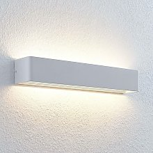Cosy lighting with the LED wall lamp Lonisa