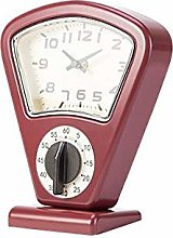 Cosy & Trendy Kitchen Clock and Cooking Timer,