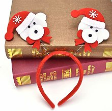 Cosye Christmas Decorations Headband Hair Hoop