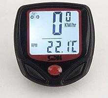 Cosye SUNDING Bike Computer Speedometer Waterproof