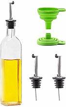 Cosyres Olive Oil/Vinegar Bottle Drizzler, Cooking