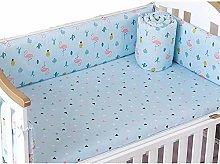 Cot Bed Bumper Set Baby Nursery Bedding Set Cot