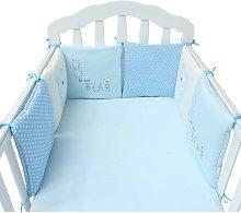 Cot Bumper Child 30 * 30cm Bedding Protection 6