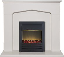 Cotswold Fireplace Suite in Stone Effect with