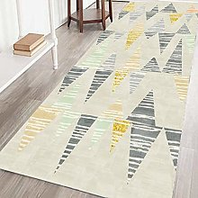 Cotton Area Rugs 70x280cm, Hall Runner Soft Touch