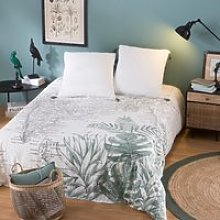 Cotton Bedding Set Printed with Map of India
