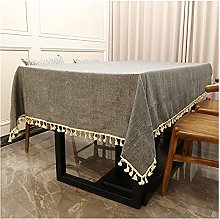 Cotton Linen Tablecloth Home Decorative Table