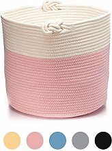 Cotton Rope Basket - Available in 3 Sizes & 5