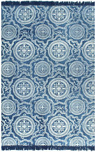 Cotton Taupe Indoor/Outdoor Rug by Bloomsbury