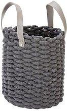 Cotton Weave Storage Basket