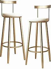 Counter Height Barstools with Backrest High Stool