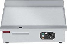 Countertop Electric Griddle-Stainless Steel