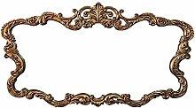 Countertop Vanity Mirrors Mirror vintage carved