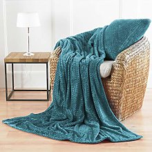 Country Club Como Cotton Throw 127cm x 152cm Natural  Sofa Chair Bed Cover NEW